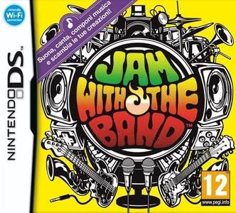 Jam with the Band NUOVO - Nintendo DS - Ver. ITA