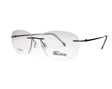 Montatura in titanio OcchialeAmico OSH 18 - Lenti da vista incluse -