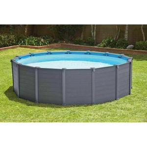 Piscina Graphite 478 x 124 cm 26384 Intex