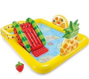 Playcenter Frutta 244x191 cm Intex