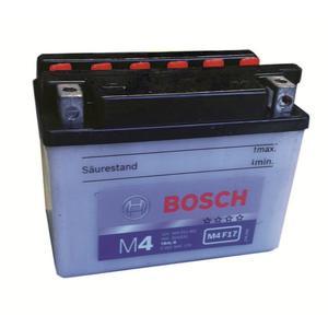 Bosch Batteria Moto M4F17 4 Ah DX