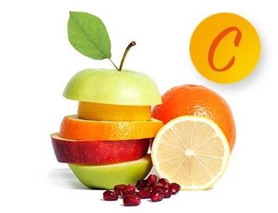 Vitamina C con resveratrolo