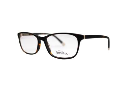 Montatura in plastica OcchialeAmico OSH 03 Havana - Lenti da vista incluse -