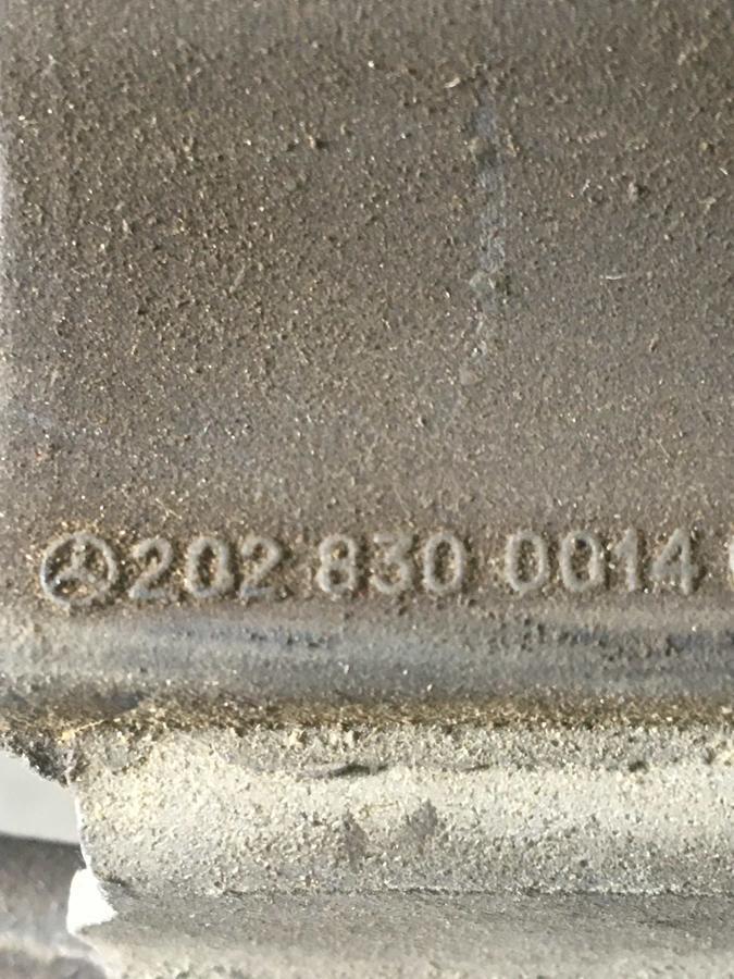 Valvola Pompa Acqua Scambio Calore Mercedes W202-209 - 2028300014
