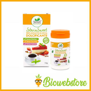 Dolcificante Stevia Sweet