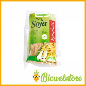 Spaghetti di soia 100%