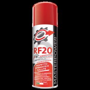 Igienizzante Abitacolo RF20 200 ml