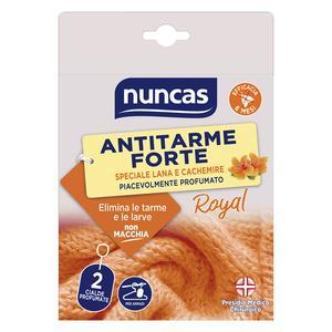 Antitarme Forte 2 cialde Royal Nuncas