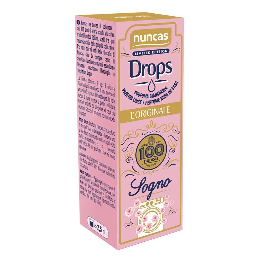 Drops Profuma Biancheria Sogno 100 ml Nuncas