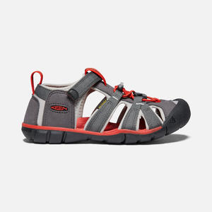 KEEN - Seacamp II CNX Sandals - Magnet / Drizzle