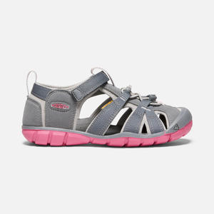 KEEN - Seacamp II CNX Sandals - Steel Grey / Rapture Rose