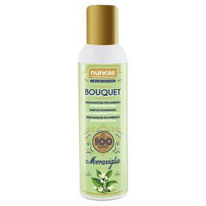Profumatore per Ambiente Spray Bouquet Meraviglia 250 ml Nuncas