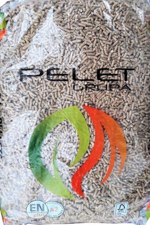 Pellet Grupa 15 Kg/Bancale