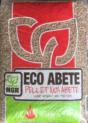 Pellet Ecoabete 15 Kg/Bancale
