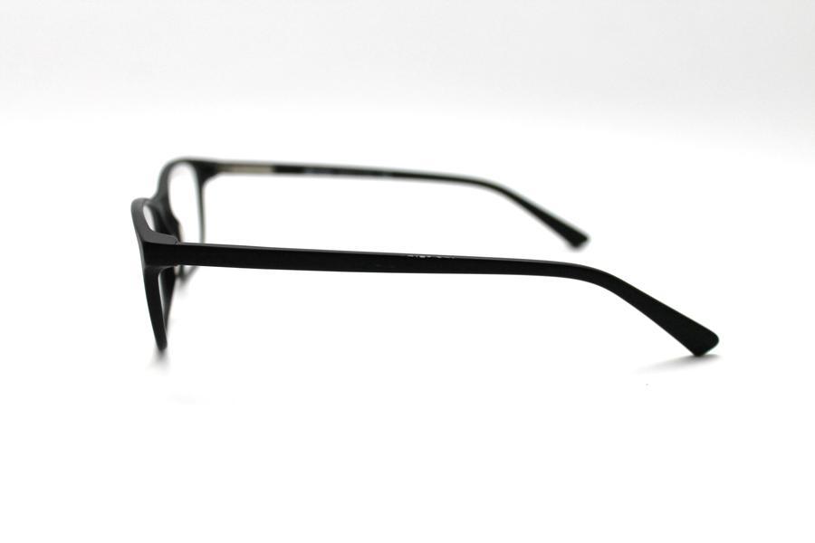 Montatura in plastica Ottici Shop OSH 03 Black - Lenti da vista incluse -