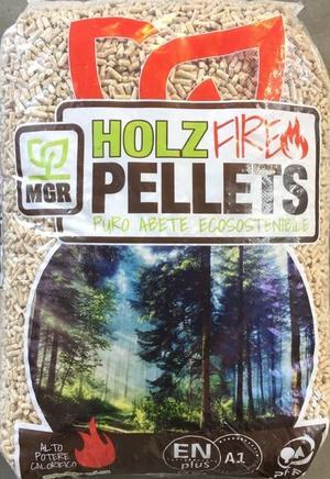Pellet Holz Fire 15 Kg/Bancale