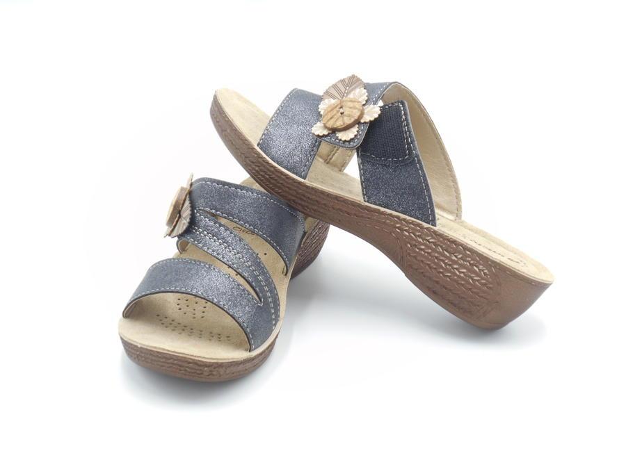 InBlu ciabatte a sandalo GL000032