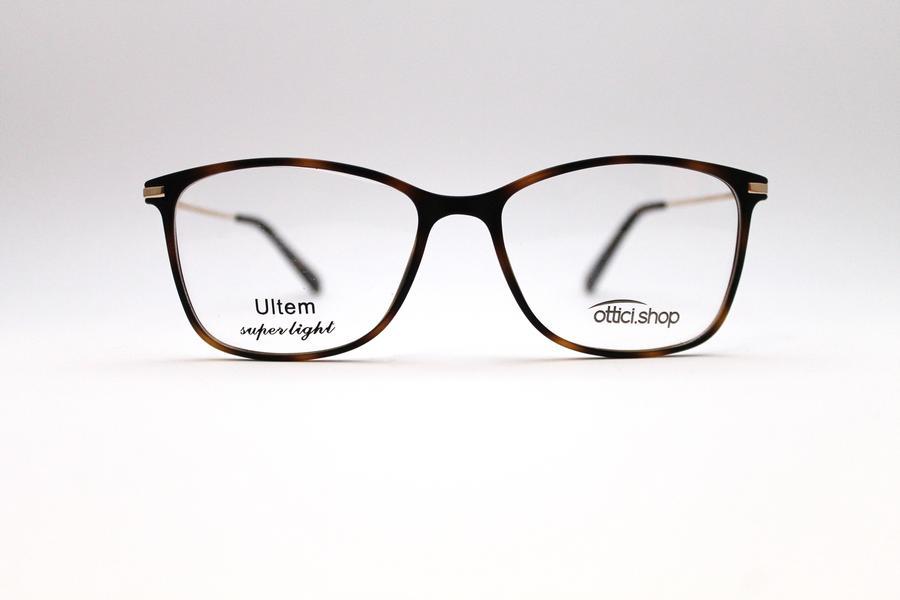 Montatura in plastica OcchialeAmico OSH 06 Havana  - Lenti da vista incluse -