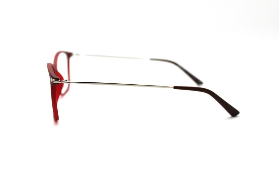 Montatura in plastica Ottici Shop OSHM 06 Red  - Lenti da vista incluse -