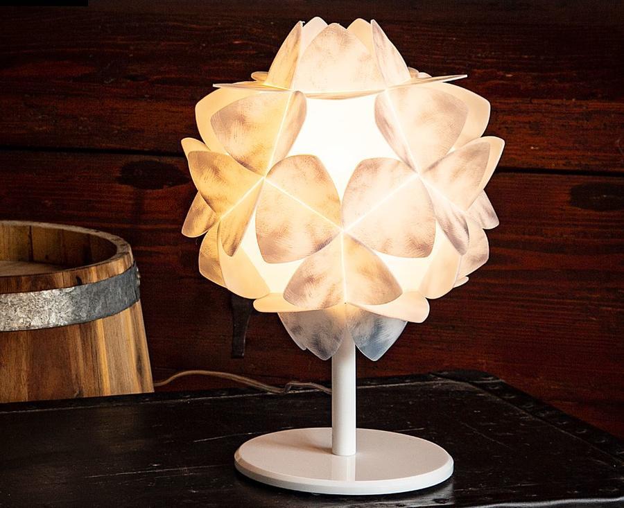 Lume Cotton Light di Emporium in Sandylex, Varie Finiture – Offerta di Mondo Luce 24