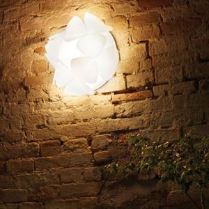 Lampada da Parete/Soffitto Cotton Light di Emporium in Sandylex, Varie Finiture – Offerta di Mondo Luce 24