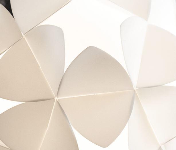 Lampada da Soffitto/Parete Cotton Light di Emporium in Sandylex, Varie Finiture – Offerta di Mondo Luce 24
