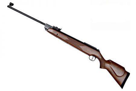Carabina Diana 350 Magnum legno usata