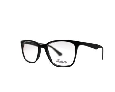 Montatura in plastica Ottici Shop OSH 24 Nero - Lenti da vista incluse -