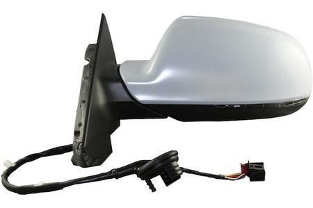 Specchio Retrovisore Sinistro AUDI 8K0857535F / 8F0857527GRU / 8K0949101C / 8P1858531DC01C / 8P1858531FC