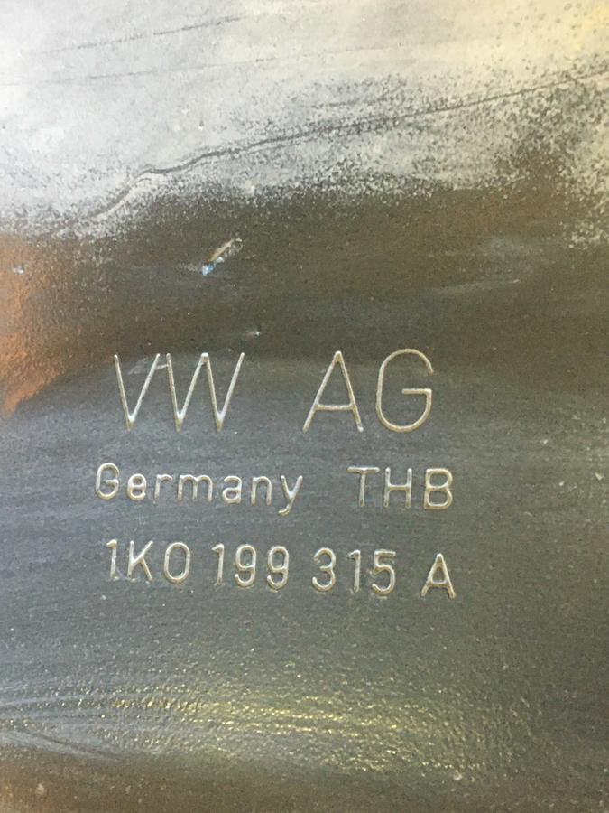 Telaio Avantreno Culla Motore con Barra Stabilizzatrice e Biellette Skoda Yeti/ Volkswagen Caddy - 1K0199315A