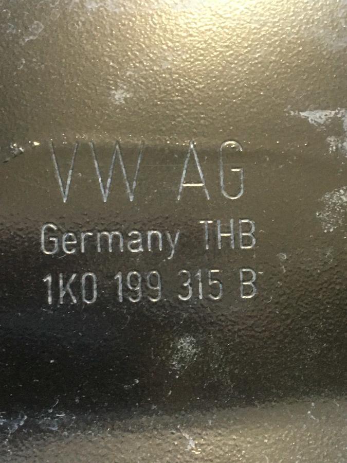 Telaio Avantreno Culla Motore con Barra Stabilizzatrice Volkswagen Caddy/ Skoda Yeti - 1K0199315B