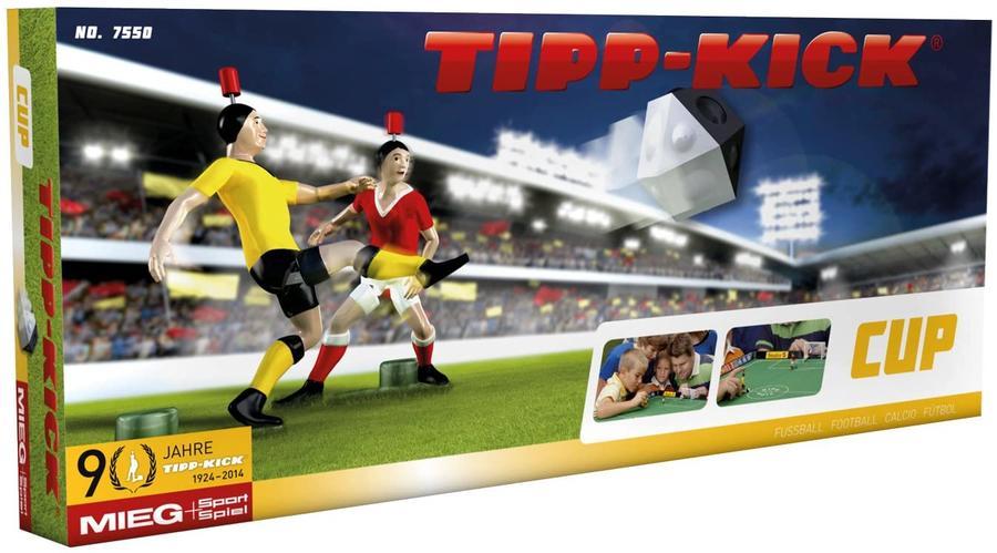 Tipp-Kick Cup con bordi