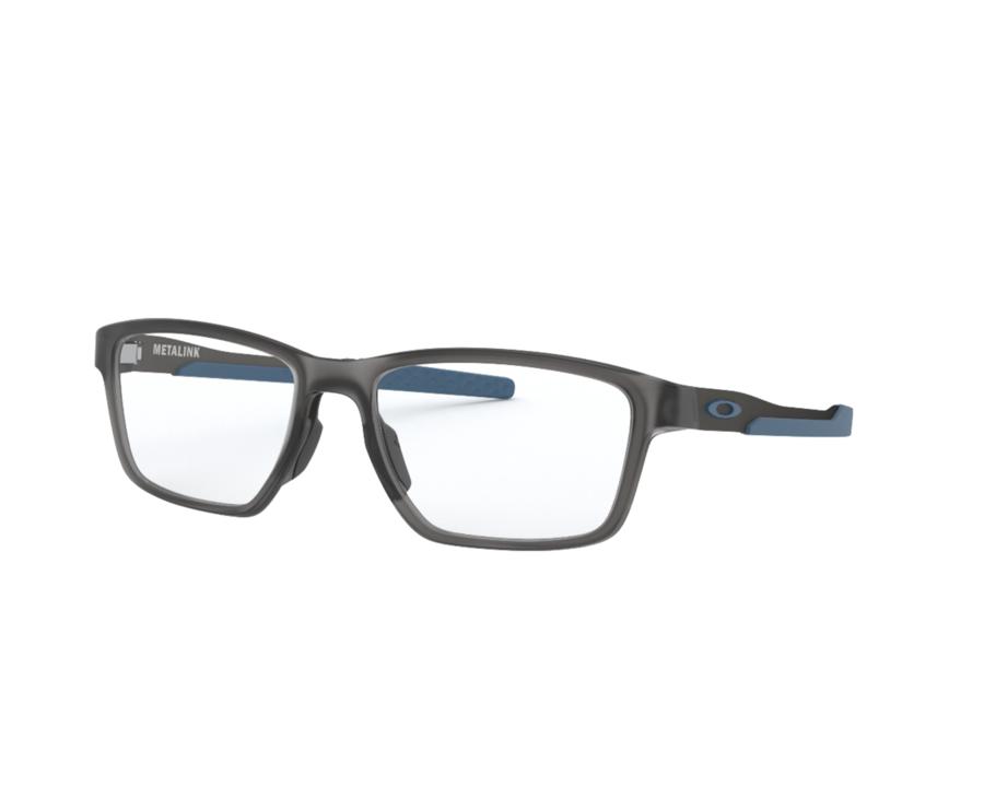 Montatura in plastica Oakley  Metalink  OX8153-07- Lenti da vista incluse -