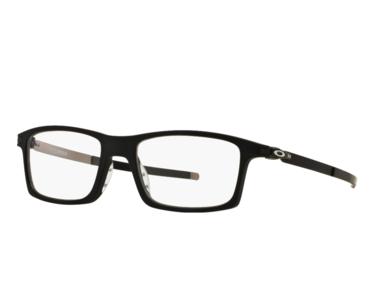Montatura in plastica Oakley  Pitchman  OX8050-01 - Lenti da vista incluse -