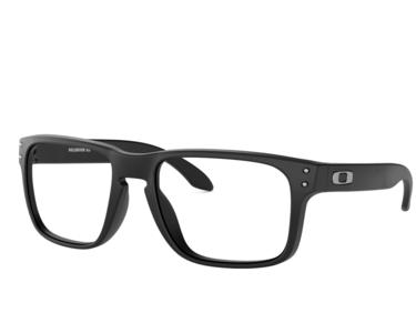 Montatura in plastica Oakley OX8156-01 - Lenti da vista incluse -