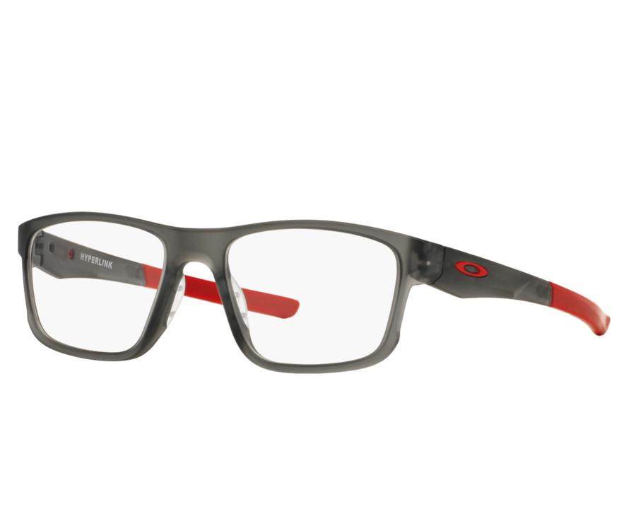 Montatura in plastica Oakley  Hyperlink OX8078-05 - Lenti da vista incluse -