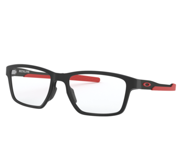 Montatura in plastica Oakley Metalink OX8153-06 - Lenti da vista incluse -