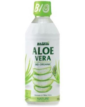 Bevanda a base di aloe vera - al naturale, Organic bloom, 350 ml
