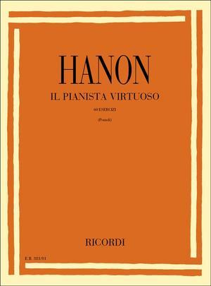 Hanon - Il pianista virtuoso Ricordi