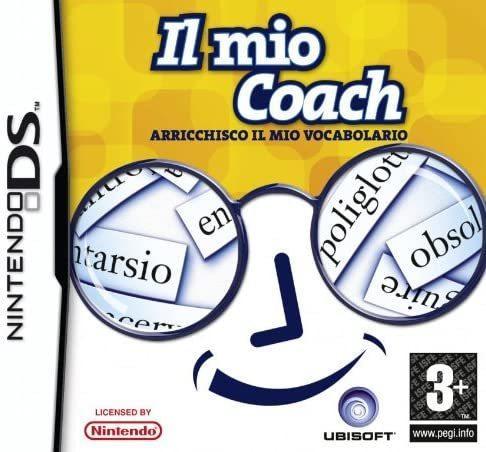 Il Mio Coach - Arricchisco il Vocabolario NUOVO - Nintendo DS - Ver.ITA