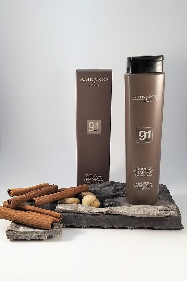 91 MAN Doccia Shampoo 250ml