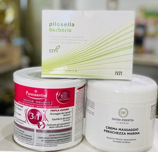 Kit metabolismo e cellulite