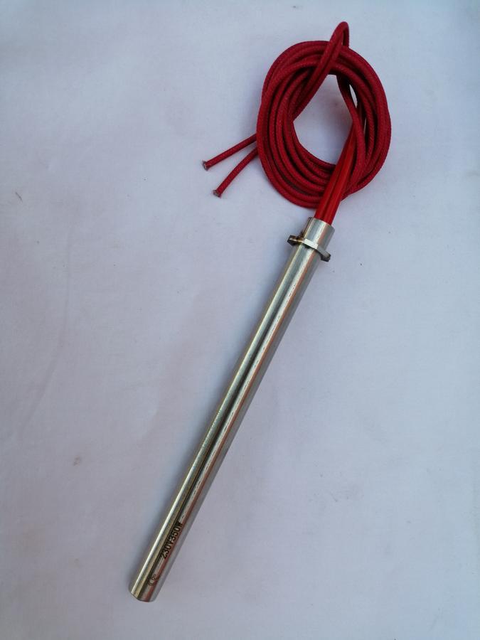 RESISTENZA ELETTRICA 12,5 x 170/160 mm (350 watt) STUFE OLIMPIA SPLENDID