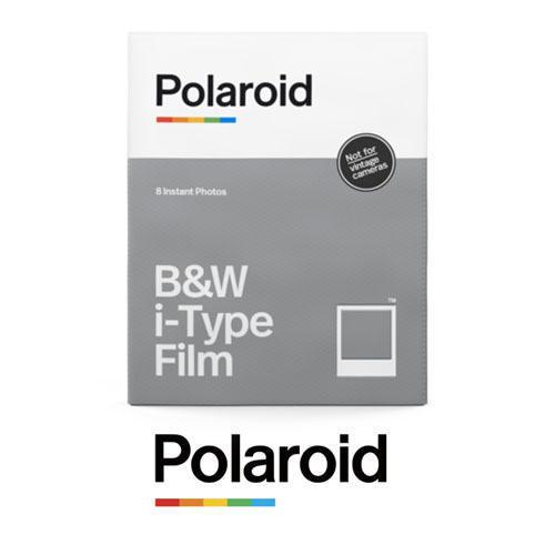 Polaroid I-Type Black&White