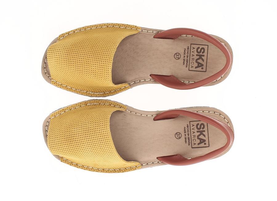 SKA - Minorchina Caprera - Amarillo Cuero