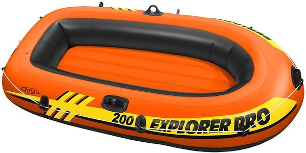 Canotto Explorer PRO 200 - Intex 58356 - 196 x 102 x 33 cm