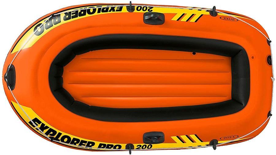 Canotto Explorer PRO 200 - Intex 58356 - 196 x 102 x 33 cm