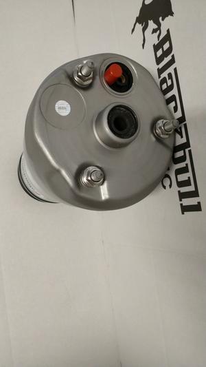 Molla ad aria / Soffietto Porsche Panamera Anteriore Destro