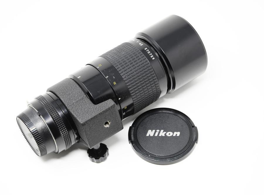 Nikon - Obiettivo Nikkor 300 mm, f/4.5