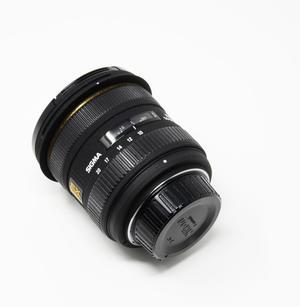 Sigma - Obiettivo 10-20 mm, f/4-5.6 DC HSM, attacco Nikon - usato